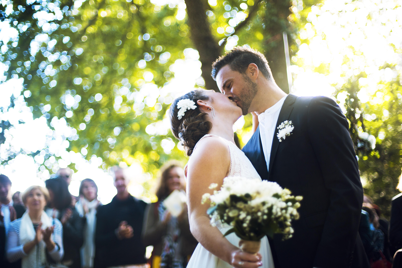 Mariage couple mariés, photographe vannes, st nolff, morbihan, bretagne