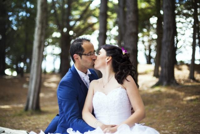 Séance AfterDay mariage mariés Carnac Quiberon Morbihan