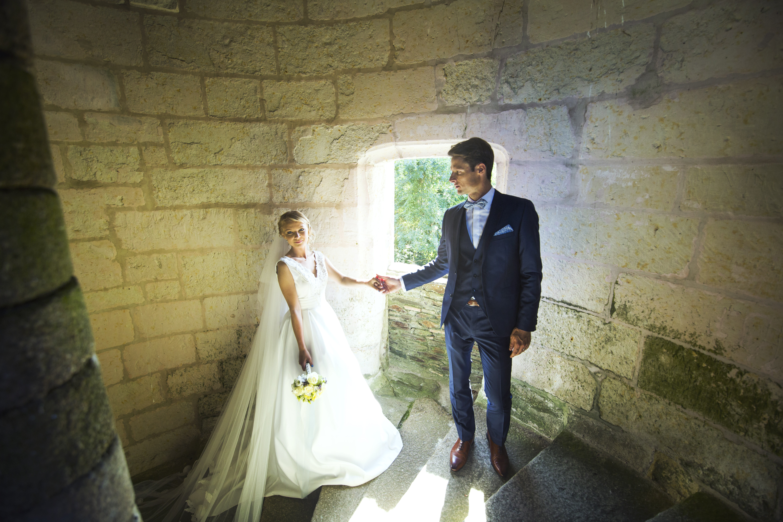 Photographe mariage portrait couple morbihan vannes bretagne