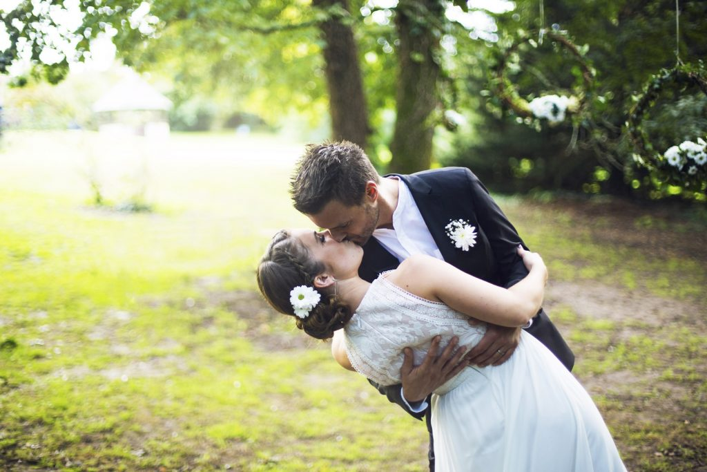 Mariage amour séance couple morbihan st-nolff